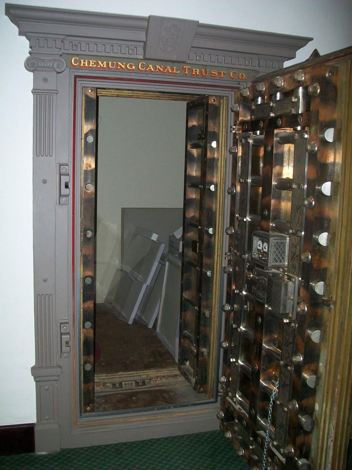 of Vault Door By X SC