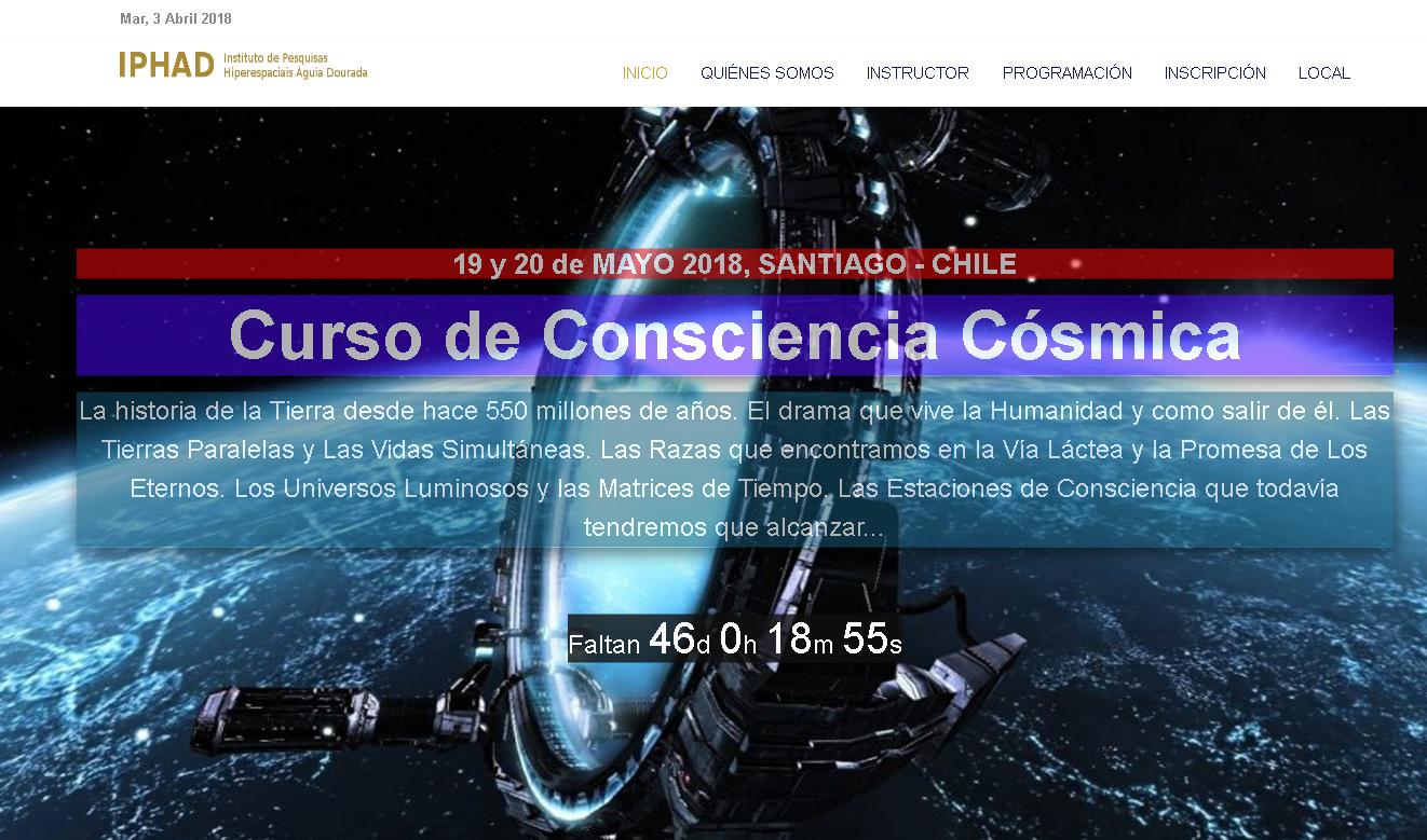 CURSO EM SANTIAGO DE CHILE