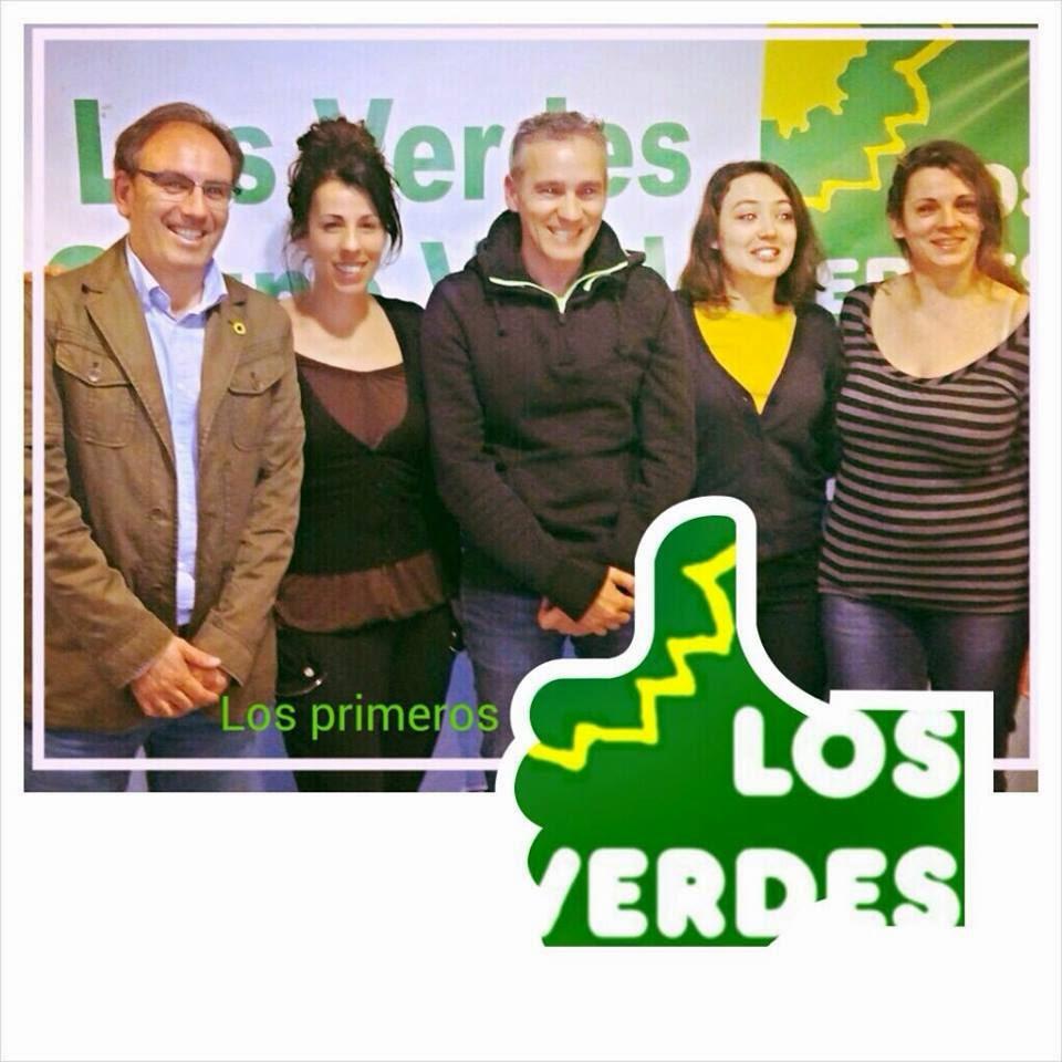 LOS CINCO PRIMEROS CANDIDATOS VERDES ALCORCON.