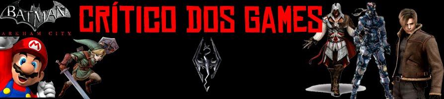 Critico dos Games