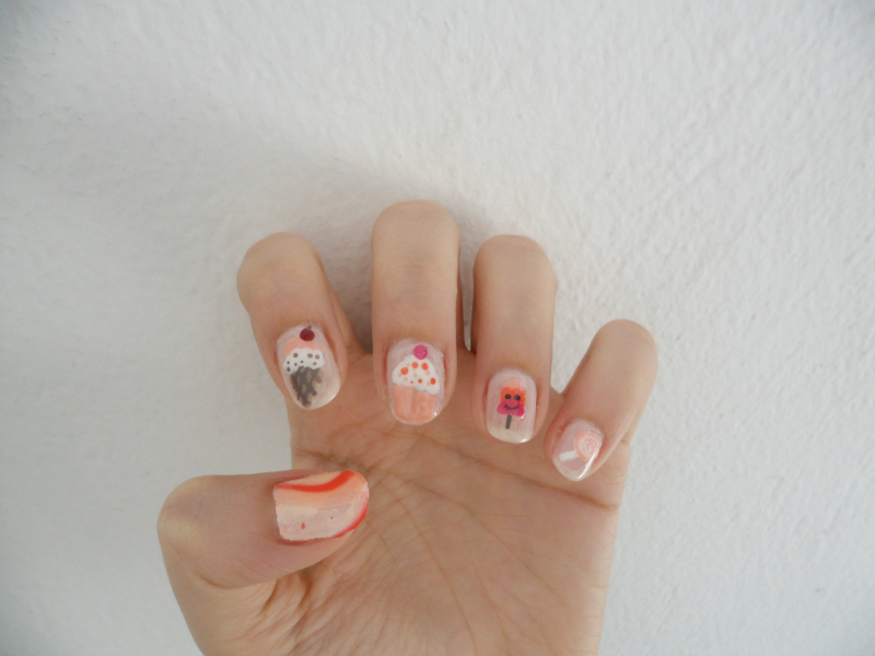 Nailstorming - Cupcakes & compagnie