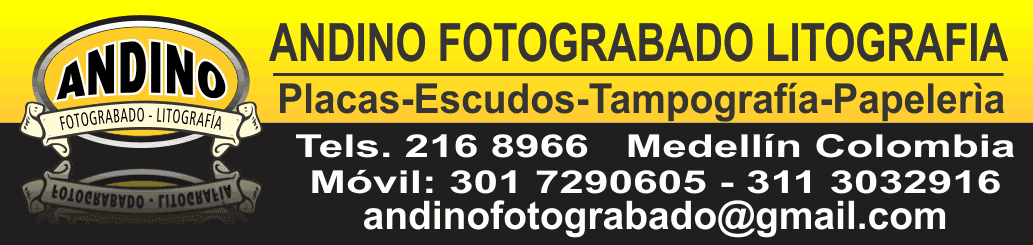 Andino Fotograbado