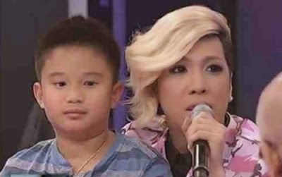 : Bimby youngest son of Kris Aquino Reveals Vice Ganda's Boyfriend