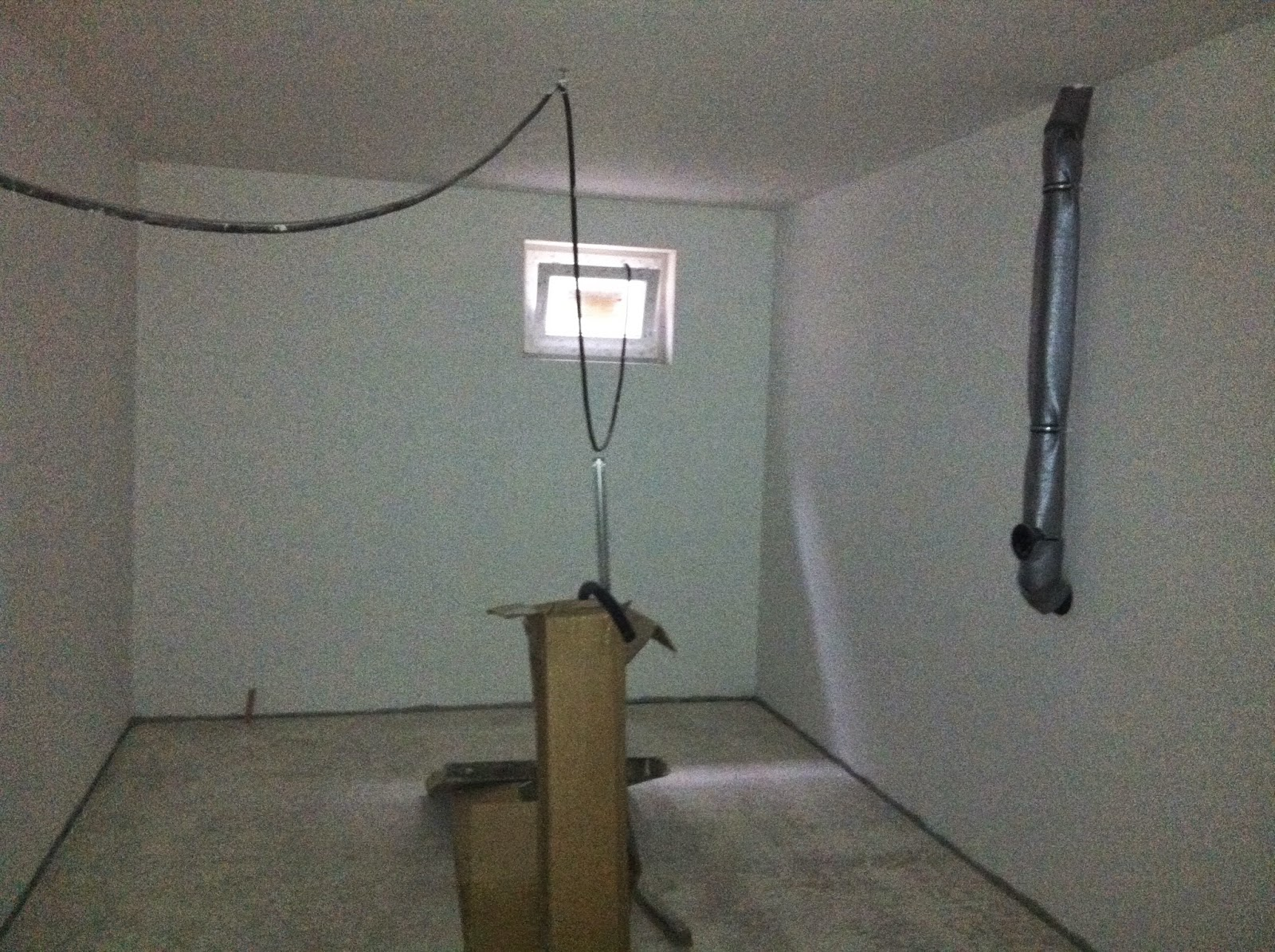 unser hausbau mit davinci haus malerarbeiten iii und vorbereitungen f r die fliesen. Black Bedroom Furniture Sets. Home Design Ideas