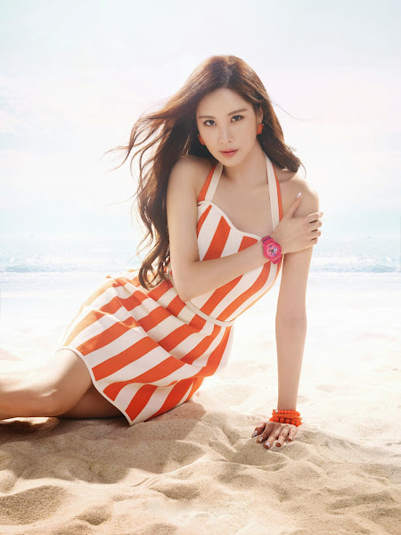 Girls' Generation Seohyun Baby-G 2015