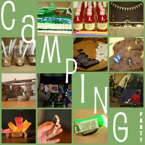 At I CAN TEACH MY CHILD The Blogger Has An Entire Post Full Of Fun Things To Do For Your Backyard Campout Invite Some Friends Make It A Party
