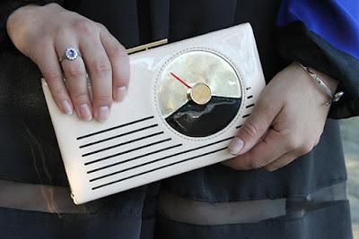 Kate Spade Radio Clutch