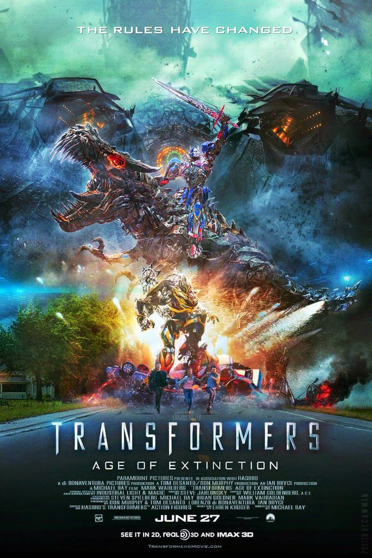 Transformers: Age of Extinction (2014) full movie watch online