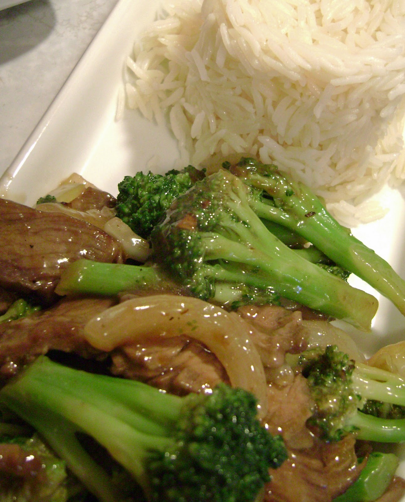 Jo and Sue: Beef and Broccoli Stir Fry