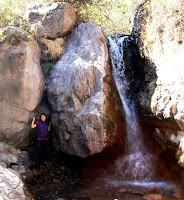 cascadas de antankallo