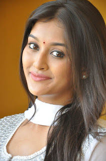 Actress Pooja Jhaveri Pictures in White Salwar Kameez at L7 Movie Opening  009