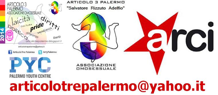 """ARCI Articolo3Palermo """"Salvatore Rizzuto Adelfio"""""""