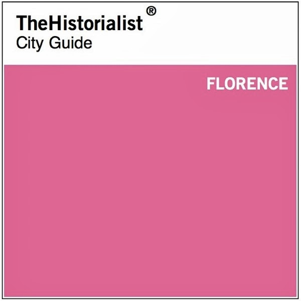 THEHISTORIALIST CITY GUIDE   FLORENCE   1967