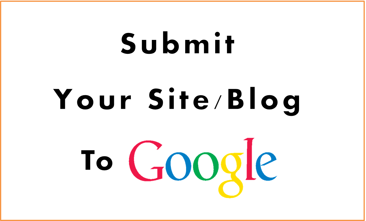 Submit Site To Google Search Engine