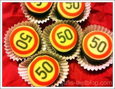 50-ger Pralinen