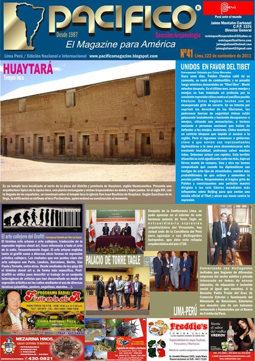 Revista Pacífico Nº 41 Arqueología