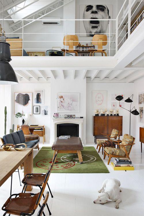 Top La Fabrique à Déco: Mezzanine : déco, espace et rangement NX27