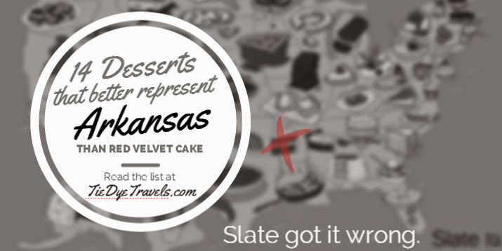 Great Arkansas desserts