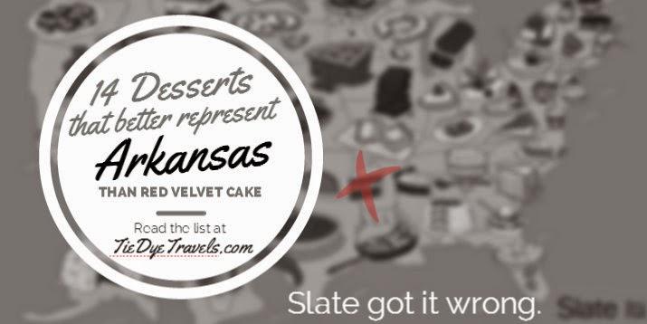 Great Arkansas desserts