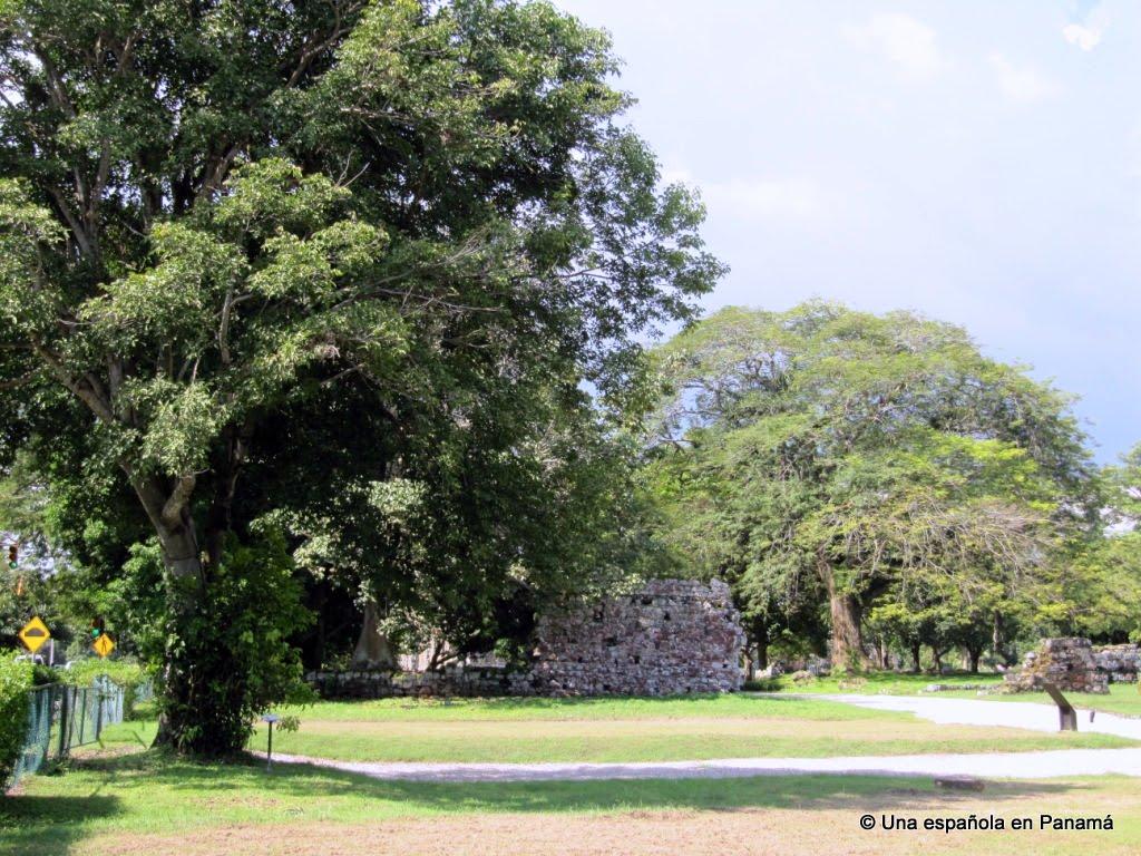 panama viejo monumento nacional