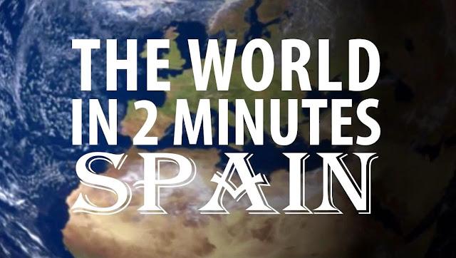 El mundo en dos minutos: España