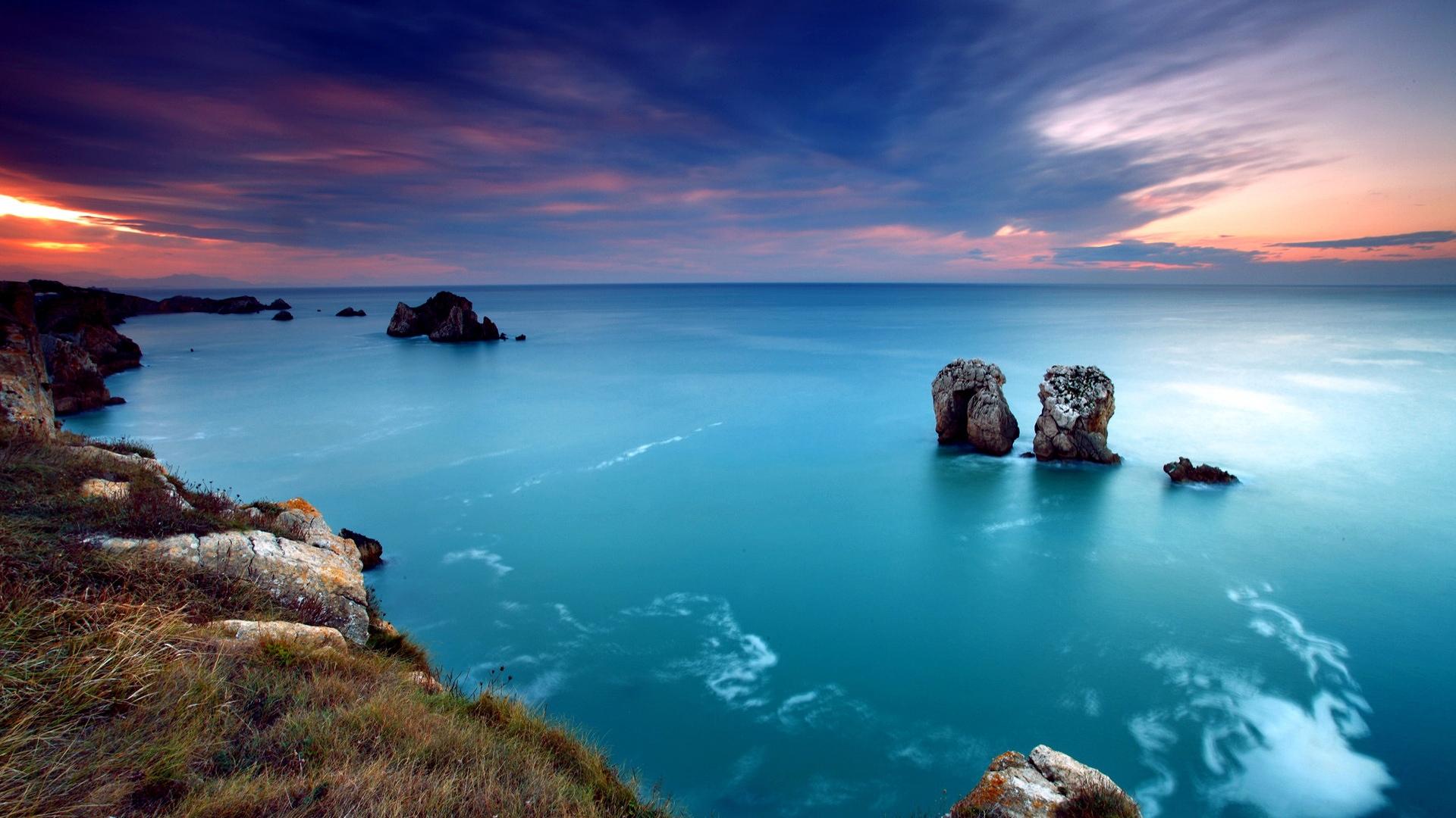 ocean view full hd desktop wallpapers 1080p