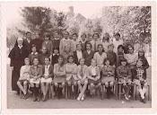 Classe fille 1957 et 1956