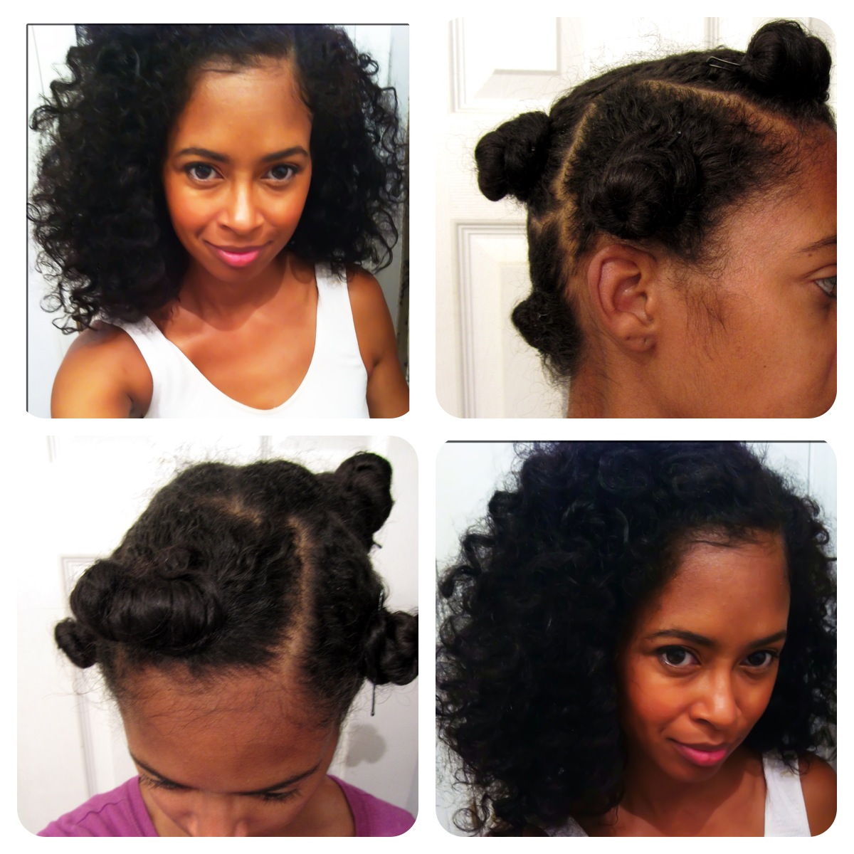 Nikg Life Style Hair Stuff Bantu Knot Out