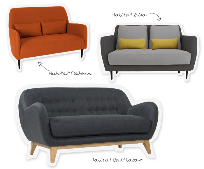 Wanted: Small couch for my Studio/Home Office Gesucht ...