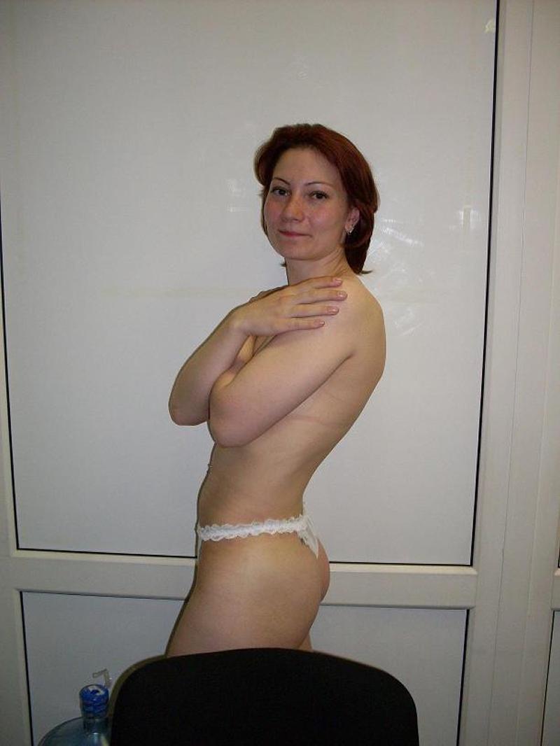 секс со зрелой дамой: