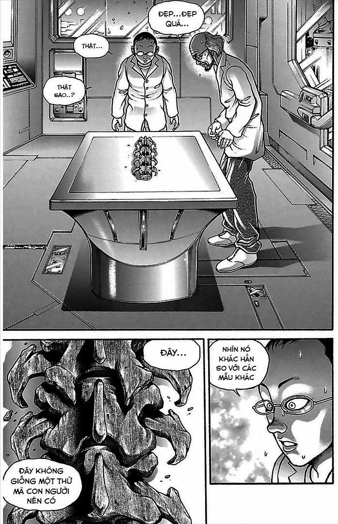 Baki Dou chap 7 Trang 11 - Mangak.info