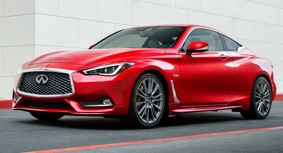 Infiniti offers new louder sport exhaust for q60 coupe q50 sedan