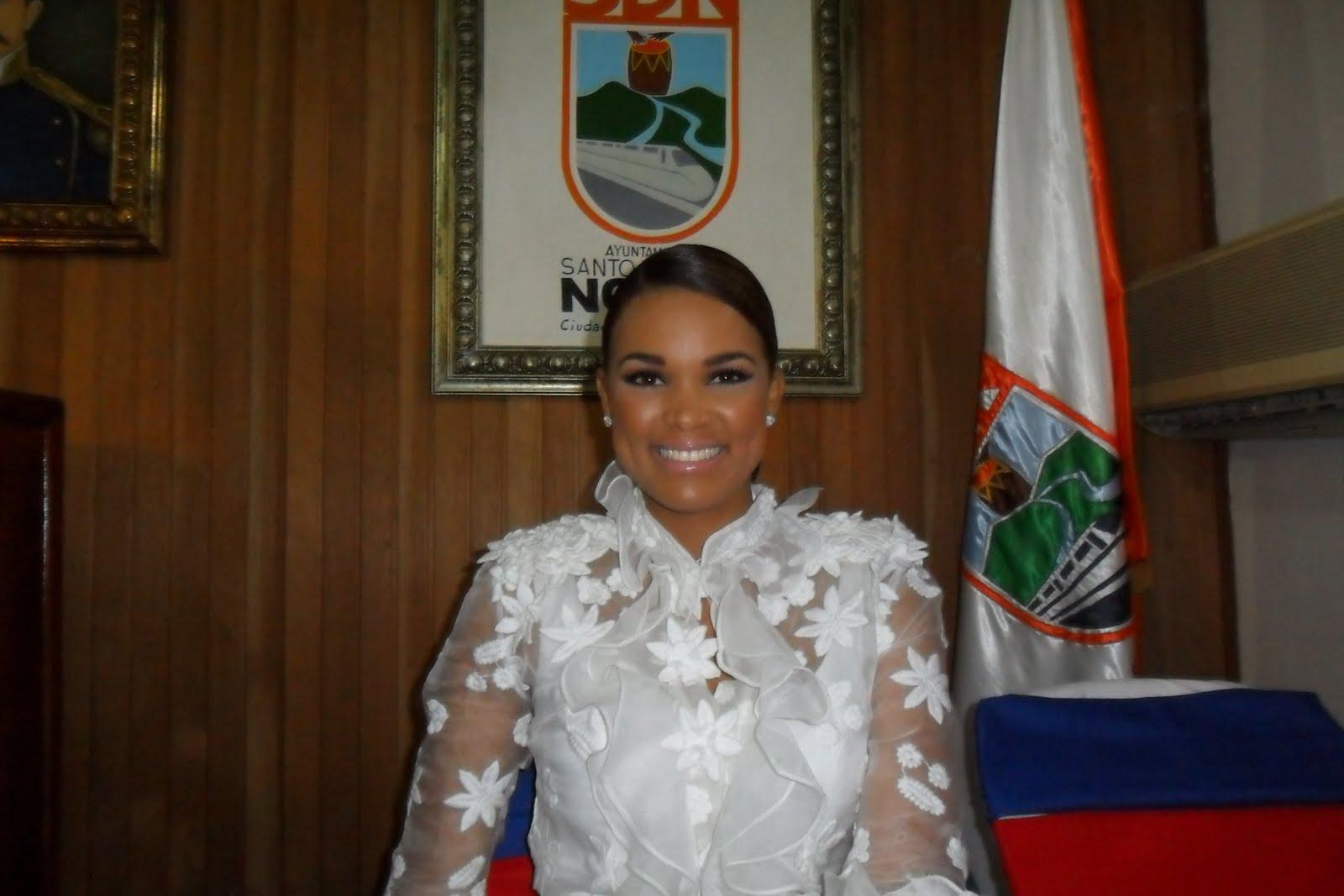 Reyna dominicana de villa mella
