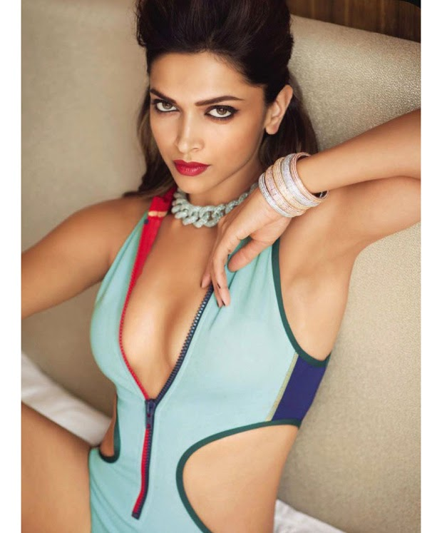 Deepika Padukone VOGUE Magazine photo shoot