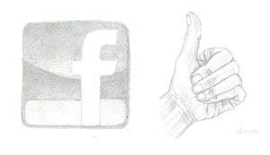 Vind mijn pagina leuk op facebook