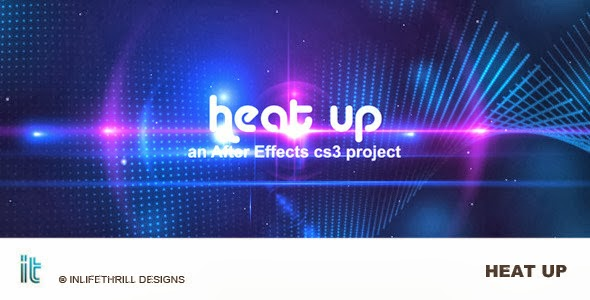 VideoHive Heat UP