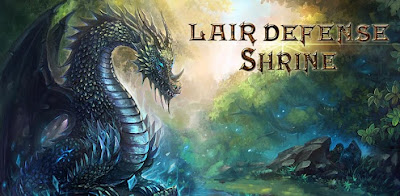 Lair Defense: Shrine v1.0 Apk Game Android