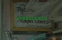 ... do Professor Turbo lento