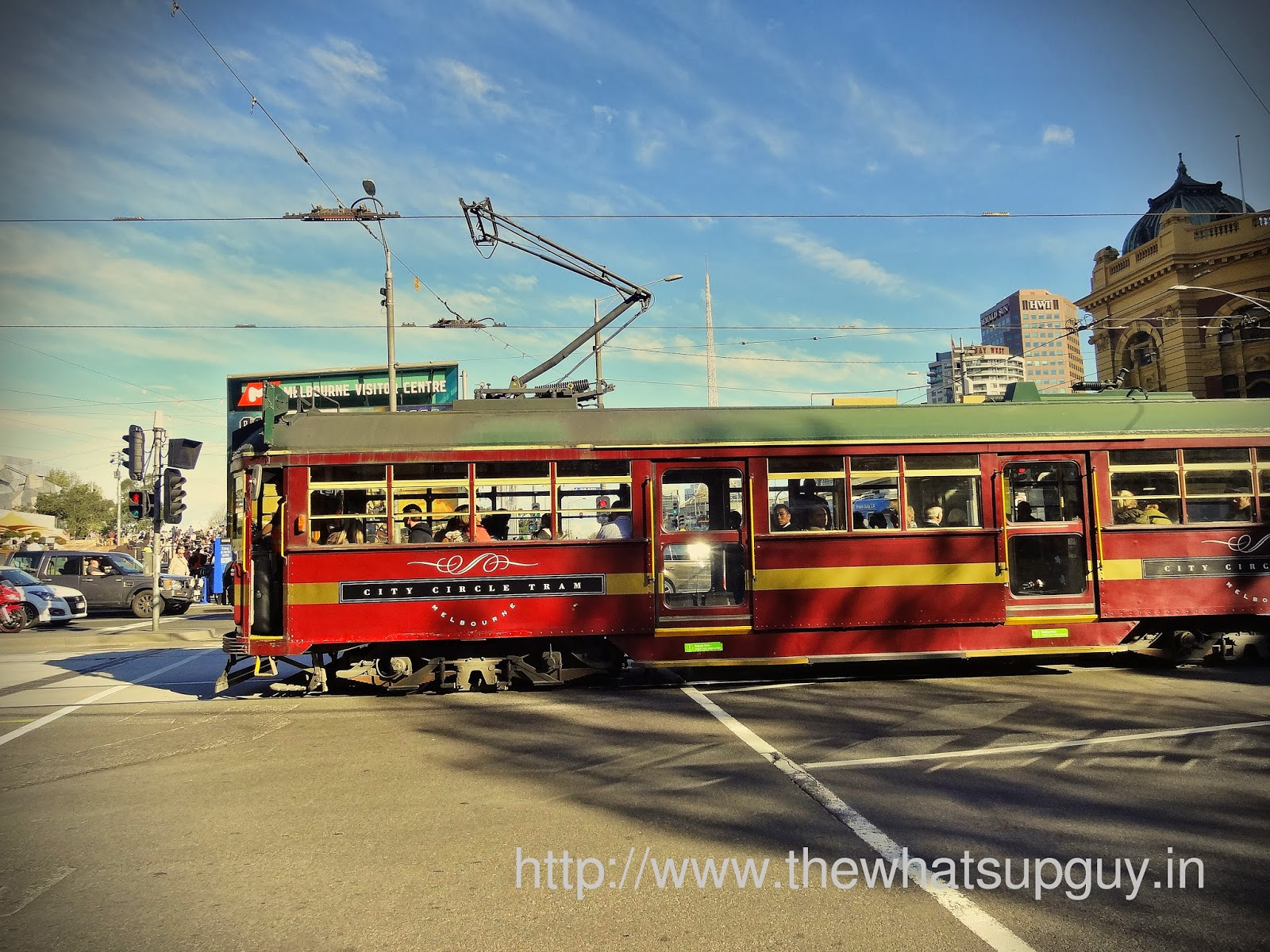 Trams of Melbourne
