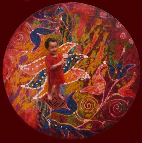 Pequeño Ángel - Mandala