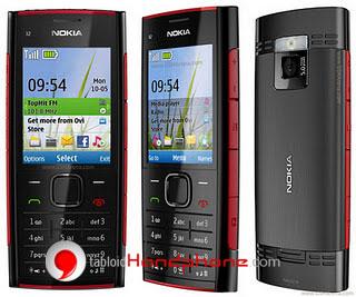 Nokia X2-02 : Musik Murah dengan Easy Swap www.tabloidhandphone.com