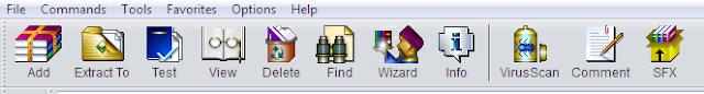 Cara Mengganti Icon/ Tema WinRAR Menjadi Cool