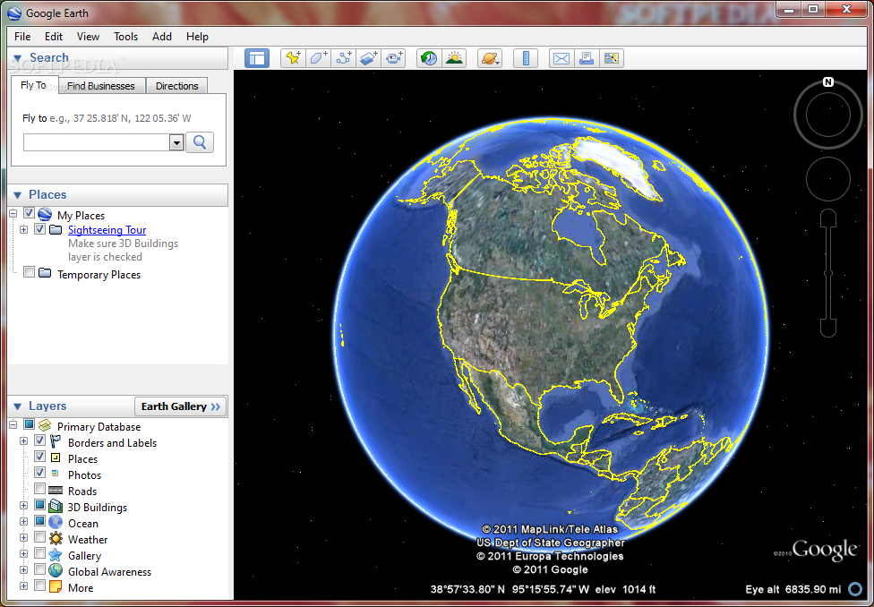 Google earth download free 2012 for windows 8