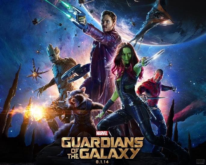 Movie Mondays: Guardians of the Galaxy