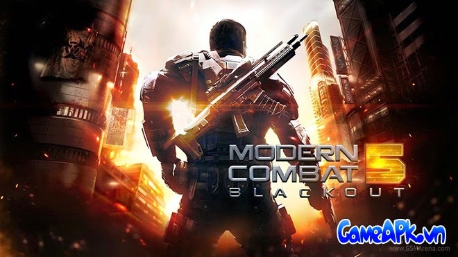 Modern Combat 5: Blackout v1.0.2f Full cho Android