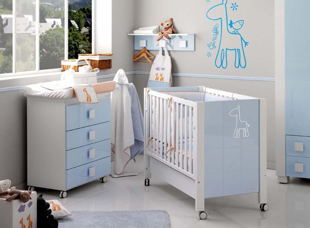 Decotips] Claves para organizar y decorar la habitación del bebé ...