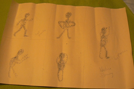 Scribble Drawing Uk : Dana shaughnessy s art class collection exemplars
