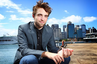 The smellier the better for Robert Pattinson