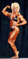 Christi Wolf female bodybuilder