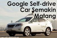 Mobil Otomatis Google Telah Mengalami 13 Kali Kecelakaan